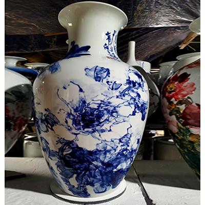 张志文牡丹陶瓷艺术 001